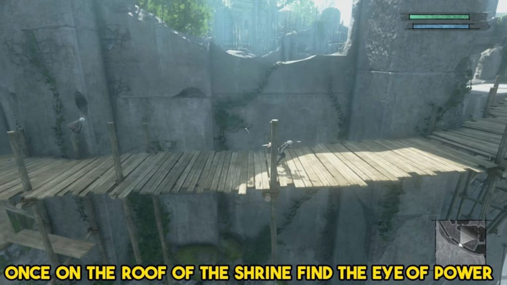The Magical Stone Location